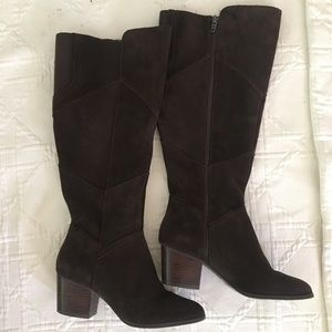 Crown Vintage Virassi Suede Boots